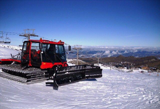 Sierra Nevada Abre El Sábado Con 14 Kilómetros
