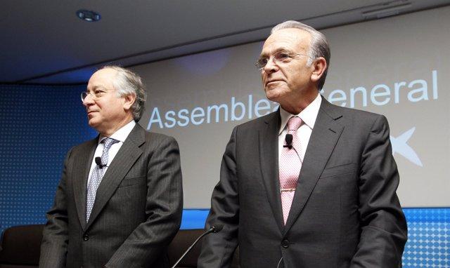 """Nota De Prensa """"La Caixa"""" Asamblea General Extraordinaria"""