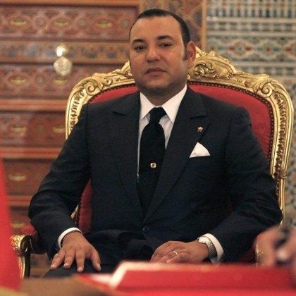 """Mohamed VI defiende """"la legalidad internacional"""" en el caso palestino"""