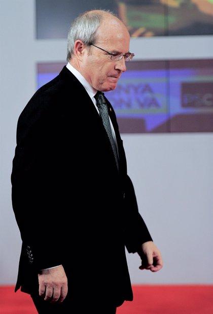 Montilla rechaza culpar a Zapatero de la derrota del PSC