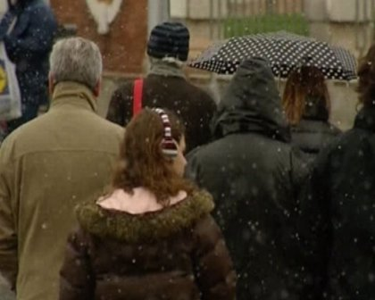 Un total de 31 provincias, entre ellas la de Cáceres, está en alerta por viento, nieve, lluvia o tormentas