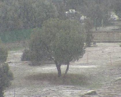 Reabiertas al tráfico dos carreteras en el norte de Cáceres que permanecían cerradas por la nieve