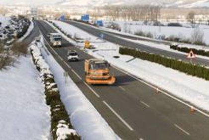 Alerta naranja por nieve en las provincias de Lugo, Ourense y Pontevedra y amarilla por viento en A Coruña