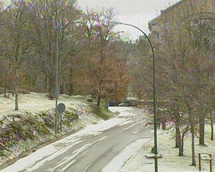 Álava mantiene la fase de emergencia del operativo invernal ante el riesgo de nevadas a 700 metros al final del día