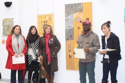 El III Concurso de Artes Plásticas 'Por la integración y la convivencia' de Mérida entrega sus premios