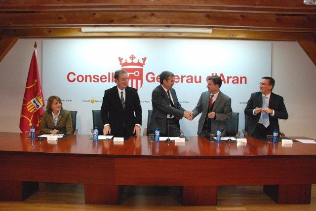 Convenio entre Francia y Aran en materia de Salud