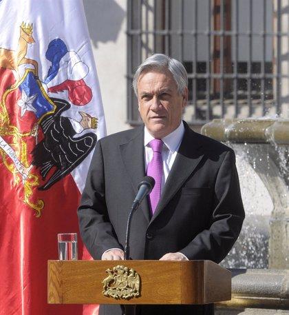 Chile.- La popularidad de Piñera cae al 50% tras mermar el efecto del rescate de los mineros