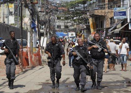 La Policía, preparada para ocupar las favelas de Rocinha y Vidigal