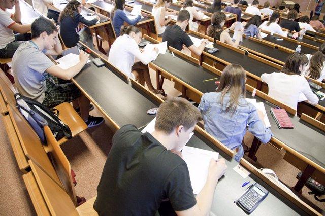 Aula de Universidad