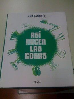 'Así nacen las cosas', de Juli Capella