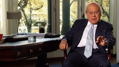 Pujol recibe su primer homenaje tras su 80 aniversario con el Premio Persona i Democràcia
