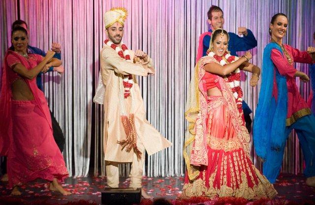 'Sueños de Bollywood' llega este viernes a Fibes