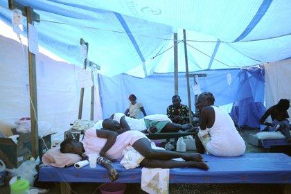 La cepa de cólera de Haití procede del sur de Asia