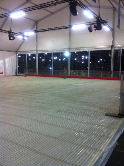 La Plaza de España (Tenerife) acogerá este viernes la apertura de una pista de hielo