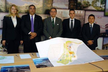 Middle East Financial pretende construir un hotel de seis estrellas y una urbanización de lujo en San Roque