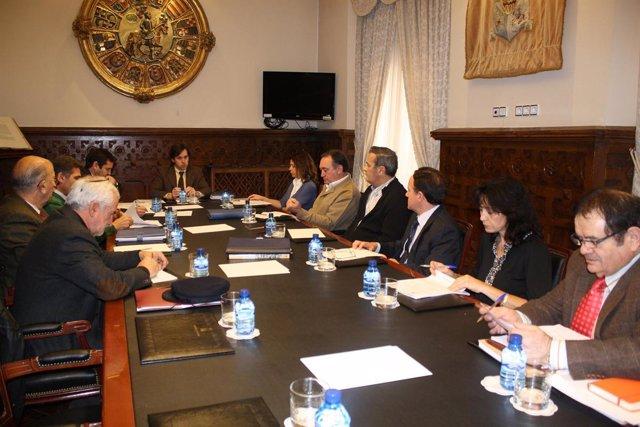 Consejo del Patronato de Turismo de Soria.