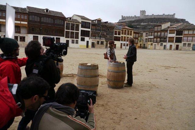 Peñafiel Abre Sus Puertas Al Mercado Turístico Internacional