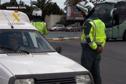 La DGT realizará la próxima semana una campaña de control de alcoholemia en las carreteras extremeñas