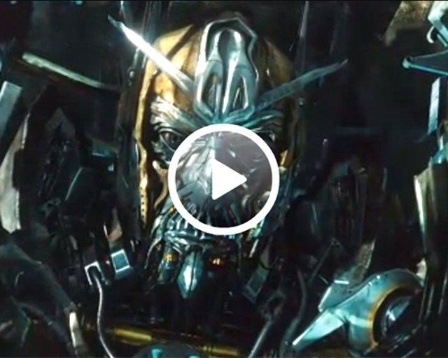 Trailer de Transformers 3