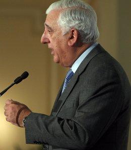 presidente de la patronal andaluza (CEA) y candidato a la Presidencia de la CEOE