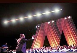 Mississippi Mass Choir presenta su música gospel en Baluarte.