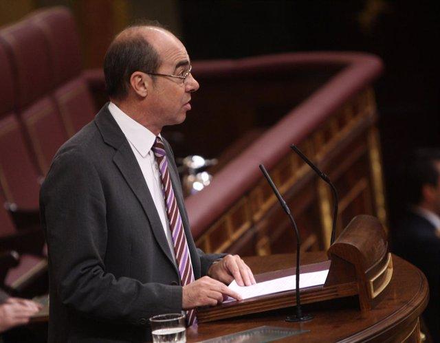 portavoz de BNG en el Congreso, Francisco Jorquera