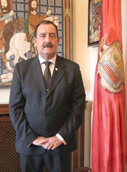 Julián Lanzarote, Alcalde de Salamanca