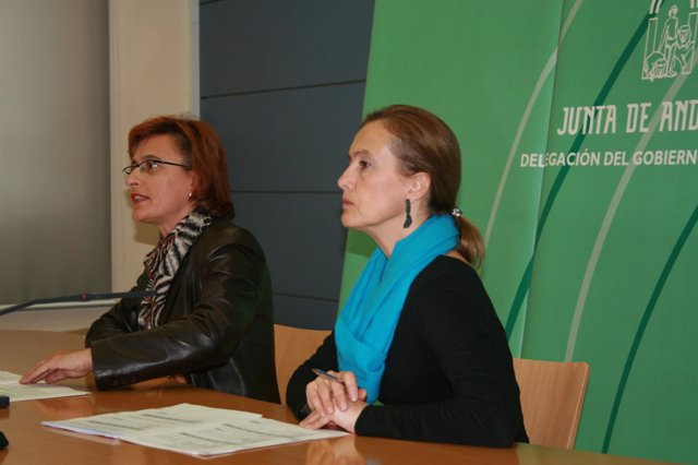 Ana Gámez, delegada provincial de Educación de la Junta en Granada
