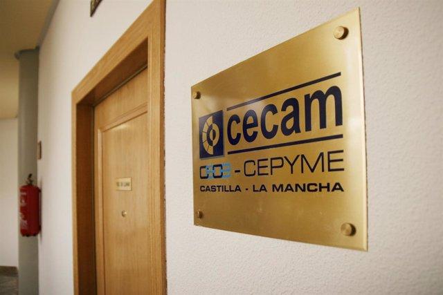 Sede de Cecam CEPYME Castilla La Mancha