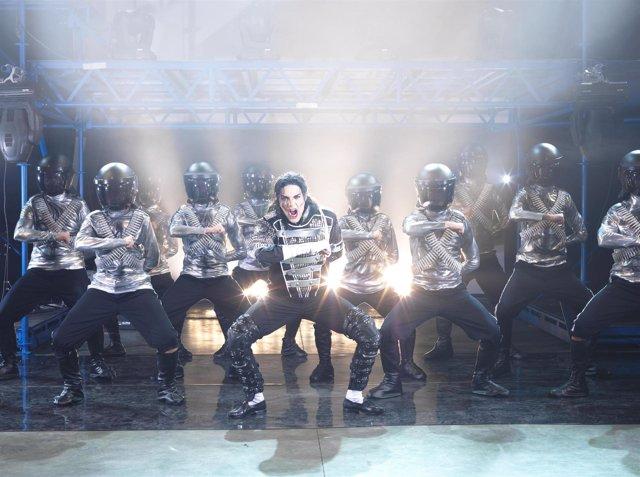 El musical 'Forever, king of pop'