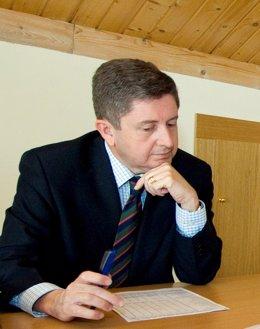 Álvaro Miranda, consejero de Economía y Hacienda.