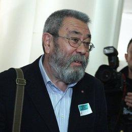 Secretario General De UGT, Cándido Méndez
