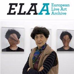 El European Live Art Archive ARCHIVO PERFORMACE DE ESPAÑA