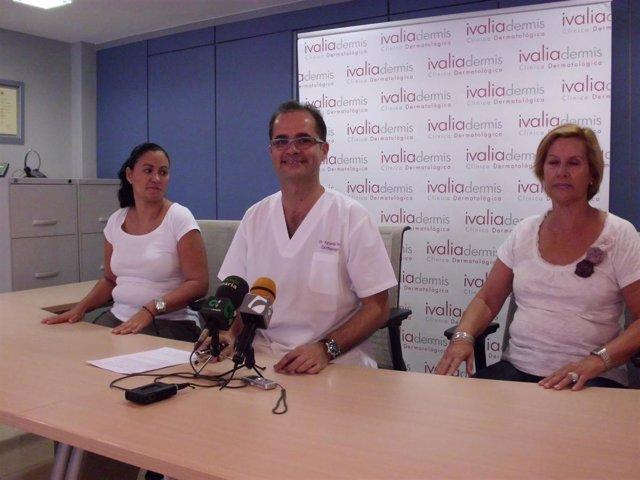 Dermatólogo Agustín Viera