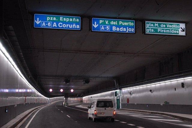 Túnel de la M-30