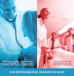Campaña sanidad