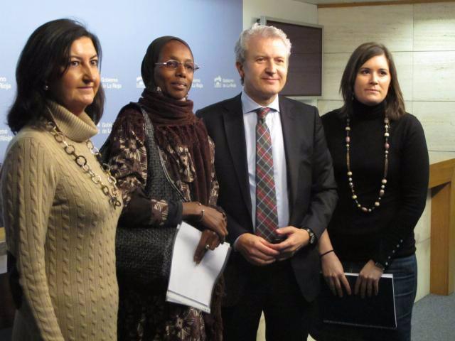 Presentación del Proyecto en Senegal