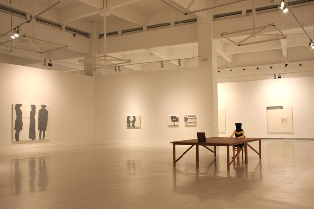 Exposición de Sarmento en el CAC Málaga