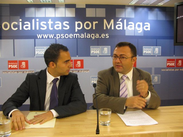 El PSOE Destaca Que El Ministerio De Fomento Invierte 2 Millones Al Día En Málag