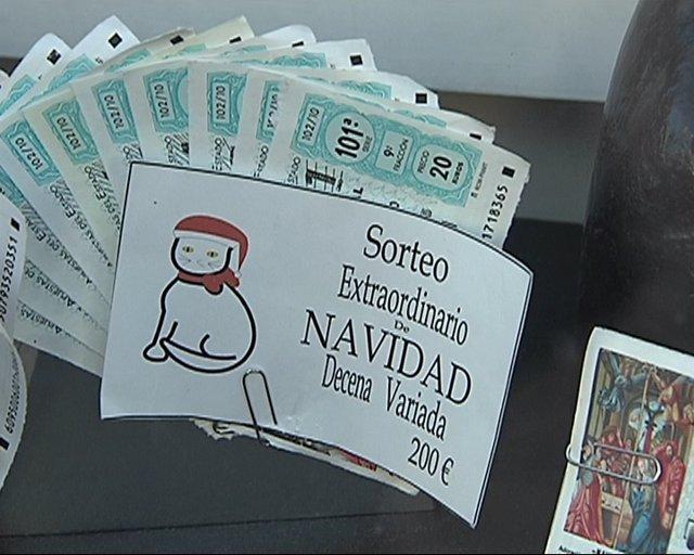 Gastamos entre 60 y 80 euros en lotería de Navidad