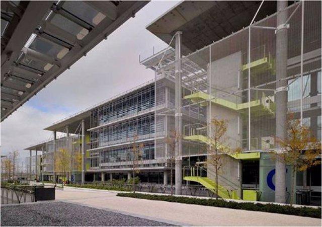 Una de las sedes de la Universidad Loyola Andalucía