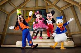 Espectáculo de Disney en el Palacio Municipal de Congresos de Madrid