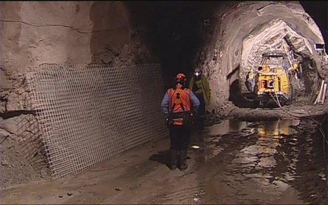 Mineros atrapados en Nueva Zelanda