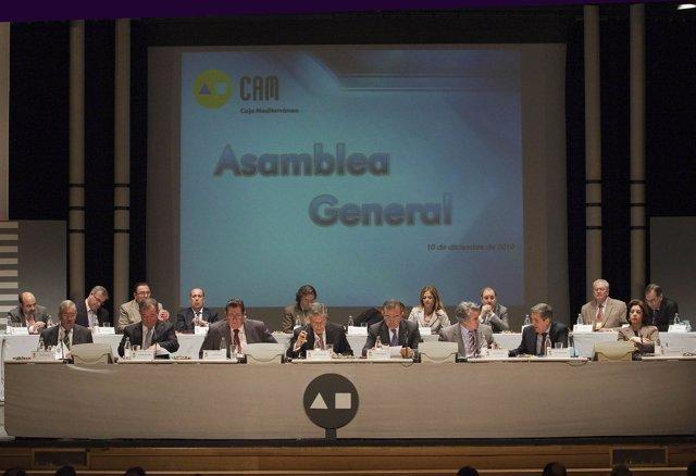 Asamblea General CAM