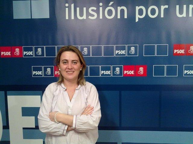 Nueva diputada del Grupo Parlamentario Socialista en la Asamblea Regional de Mur