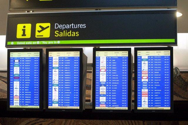 Recursos aeropuerto de Barajas