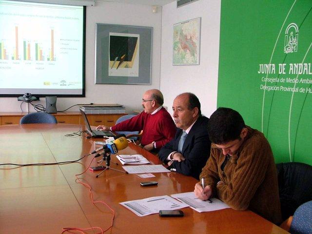 Presentación del Ecobarómetro 2010 en Huelva