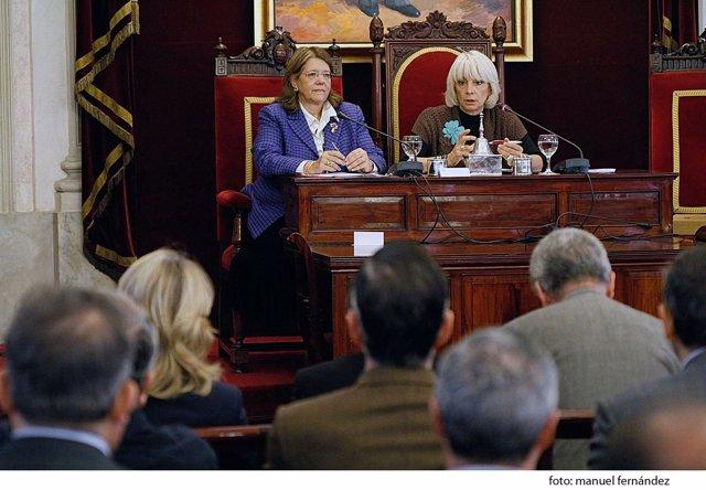 Elvira Rodríguez alerta de las consecuencias de cerrar mal la crisis
