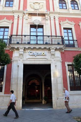 Sede de Cajasol en Sevilla