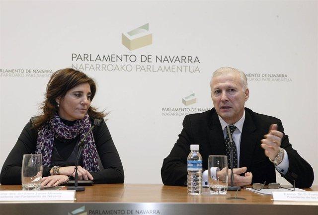 Parlamento FOTO JORNADA FUNDACIÓN JIMÉNEZ ABAD